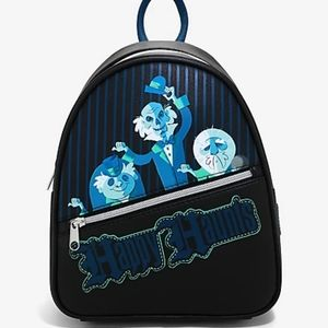 Loungefly Haunted Mansion Happy Haunts Backpack